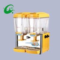 PL 230C дуплексный холодный горячий сок машина, автомат для подачи холодных напитков машины для питья бизнеса, блендер, диспенсер