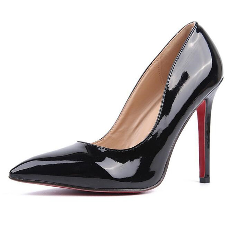 Online Buy Wholesale Red Sole High Heels From China Red Sole High Heels Wholesalers -8434
