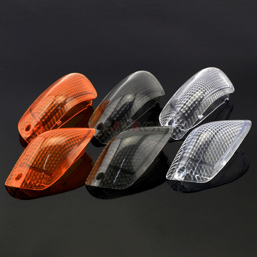 Front Turn Signal Light Lens For KAWASAKI ZZR ZZ-R 1100D/1200 1100 D ZX-11 ZZR1100D ZZR1200 ZX11 ZX 11 Lamp Cover MotorcycleFront Turn Signal Light Lens For KAWASAKI ZZR ZZ-R 1100D/1200 1100 D ZX-11 ZZR1100D ZZR1200 ZX11 ZX 11 Lamp Cover Motorcycle