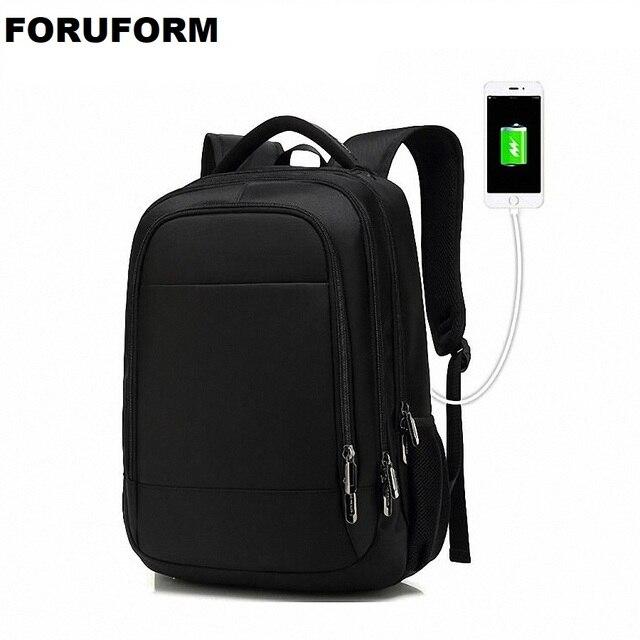 Best Professional Men Business Backpack Travel Women Waterproof Slim Laptop  Backpack School Bag Office Men Backpack Bag LI-2263 660bab205a255