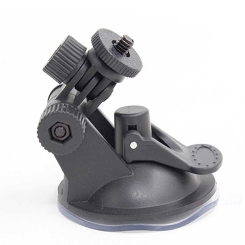 Мини-присоска, Автомобильный видеорегистратор для вождения, кронштейн для DVR, винтовой разъем, стойка для DV, gps, держатель для камеры, ABS, максимальная нагрузка, 3 кг
