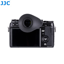 JJC Camera Eyecup Rubber Eyepiece Eye Shape Eye Cup 360 Degrees Viewfinder For Fujifilm X-T1,X-T2,GFX-50 Replaces EC-XT L