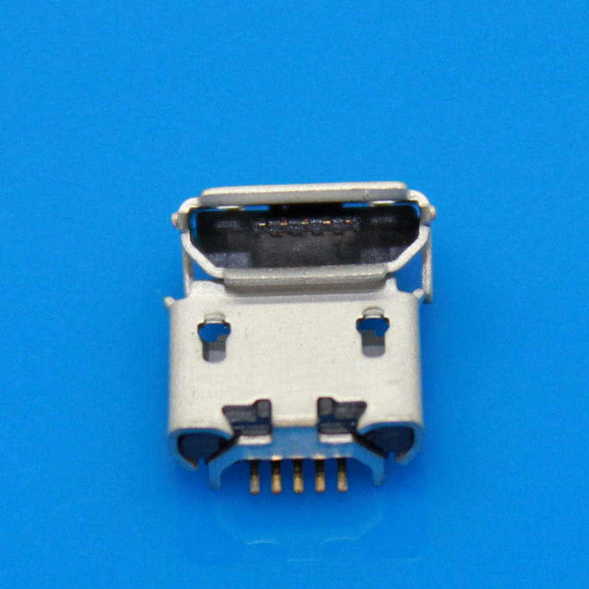 JCD 10pcs Micro MINI USB Jack Socket Connector For JBL Flip 2 Bluetooth Speaker Replacement Repair Parts Charging Port Charger