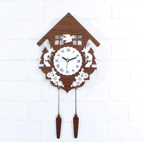 US $29.9 |033115 orologio da parete sicuro design moderno digitale  dell\'annata grande cucina condotto decorativo dono specchio presente  ristabilisce i ...