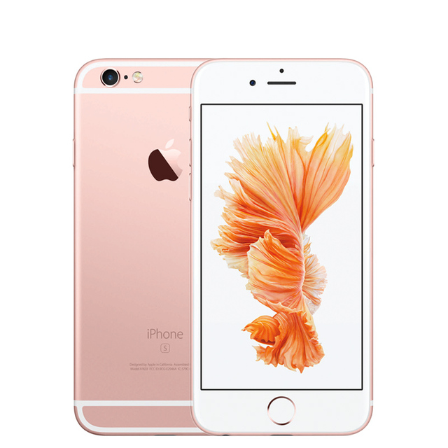 "Original Unlocked Apple iPhone 6S Mobile phone Dual Core 2GB RAM 16/64/128GB ROM 4.7"" 12.0MP Camera 4G LTE Smartphone"
