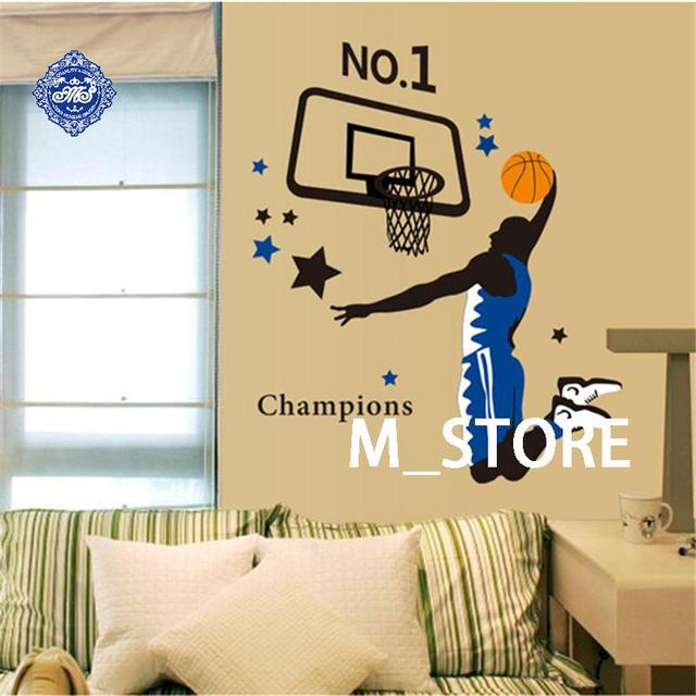 Nba Wall Stickers NBA Logo Collection Fathead Wall Decals Wall ...