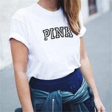 f63b8590 Pink leopard print white print element can be customized girl shirt pattern  Jurassic Park T-