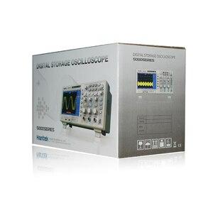 Image 4 - Hantek mso5202d 200 mhz 2 채널 1gsa/s 오실로스코프 및 16 채널 로직 애널라이저 2in1 usb, 800x480 무료 배송