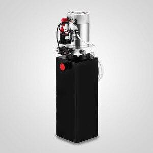 Image 4 - Bomba hidráulica eléctrica portátil Power Pack de 10L 10000 psi, 700bar