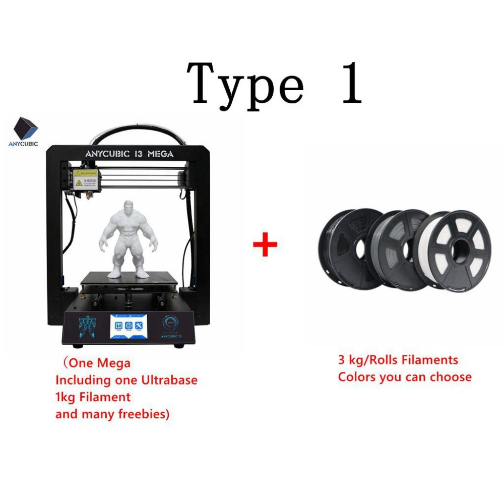 top 10 largest 3d printer easy list and get free shipping