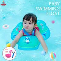 Anillo de natación inflable relajante para bebé, axila infantil flotante para niños, accesorios de piscina, aros inflables de baño circular, juguete