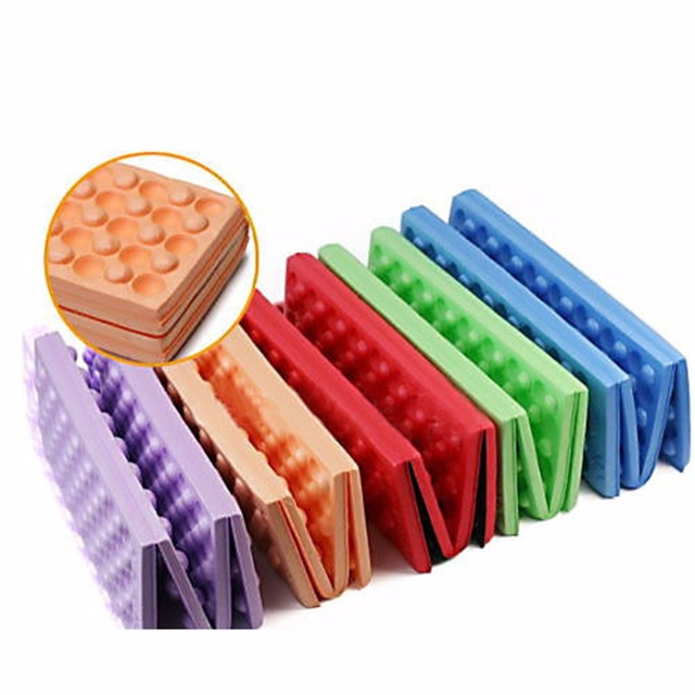 ourpgone brand portable eggcrate foldable folding xpe foam