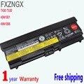 Портативный компьютерный аккумулятор FXZNGX T430 T530 для LENOVO thinkpad L430 L530 T410 T420 T430i T510 T520 T530 W510 W520 W530 70 + +