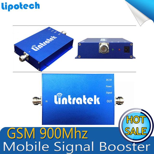 1 unids x 900 MHZ GSM Repetidor de La Señal Del Amplificador, teléfono móvil GSM 900 MHZ Aumentador de Presión Del Amplificador, GSM Repetidor de Señal Booster Amplificador