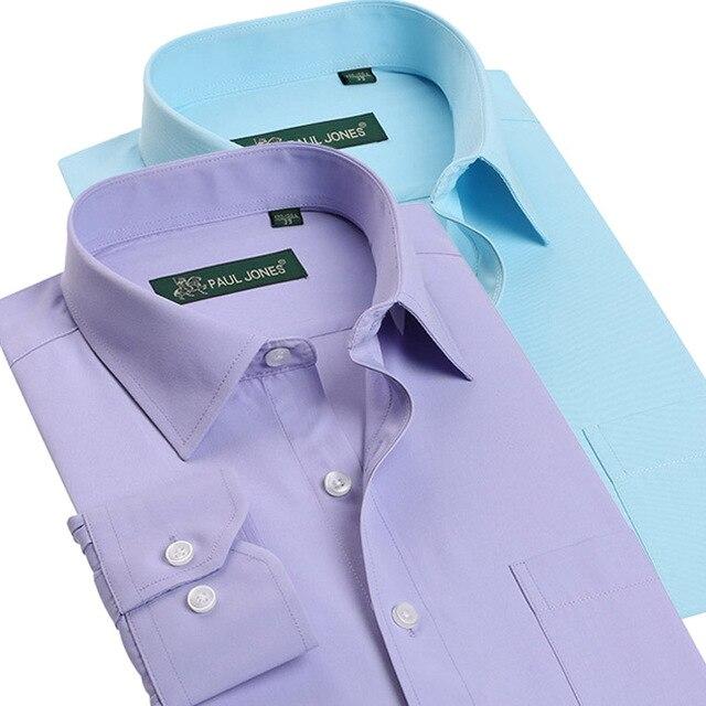 Новая мода 2016 дизайнер хлопок тонкий бренд с длинным рукавом плюс размер высокое качество camisa masculina мужские рубашки