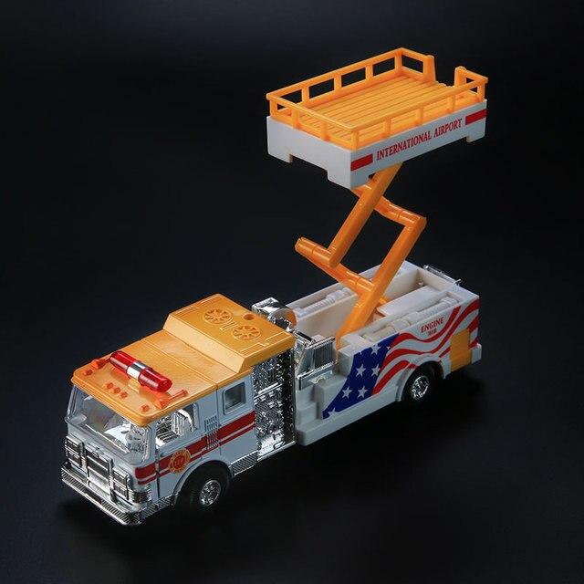 Boy Car Model Toys Elevator Lifts Car Gifts Children Birthday New
