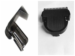 2 sztuk grzebień maszynka do włosów fryzjer 3-21MM 1/8-5/8 cal dla philips elektryczny trymer QC5130 QC5105 QC5115 QC5120 QC5125 QC5135