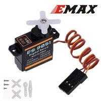 Servo Digital Emax para avión teledirigido, 4,3g, ES9051, 3D, F3P, 40% de descuento, 1 Uds.