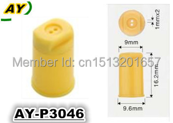 Free shipping 500pieces auto parts  Fuel injector  pintle cap plastic part  ASNU275  9.6*16.2*mm For p3046Free shipping 500pieces auto parts  Fuel injector  pintle cap plastic part  ASNU275  9.6*16.2*mm For p3046