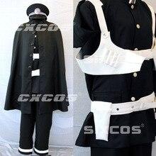 Игры аниме дьявол Призыватель kuzuha Райдо способность ультра корпус Косплэй костюм S-XL Бесплатная доставка