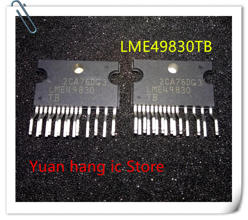 1PCS/LOT  LME49830TB LME49830 LME49830TB/NOPB TO247