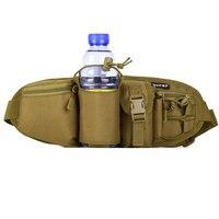 Protector Plus Darmowa wysyłka butelka wody wielu woreczki nylon ergonomia projekt talii torba paczka przedmioty army military Tactical gear