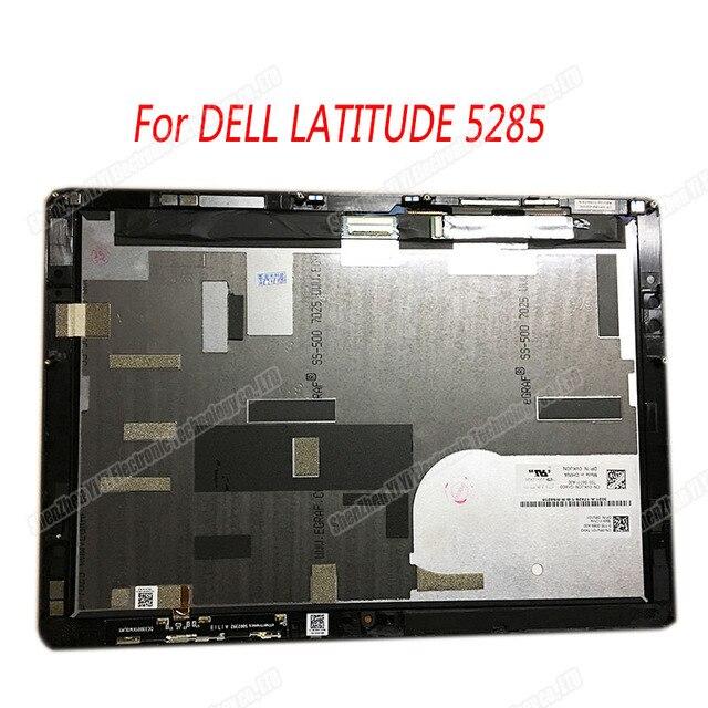 "עבור DELL LATITUDE 5285 5290 12.3 ""1920X1280 LCD מסך מגע הרכבה 2TDV5 X8T3P 0KK8X LQ123N1JX31 TV123WAM ND0 0VKJCN"
