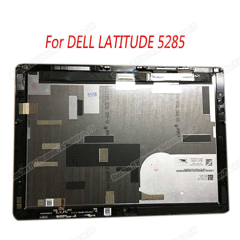 FOR DELL LATITUDE 5285 5290 12.3