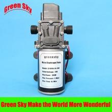 8L/Min 1.1Mpa 24V DC 100W diaphragm water pump