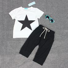Summer Style Baby Boy 2pcs Clothing Set