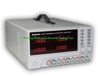 KORAD KA3305P/KA3305D Programmable Precision Variable Adjustable 30V, 5A DC Triple Linear Power Supply Digital Regulated