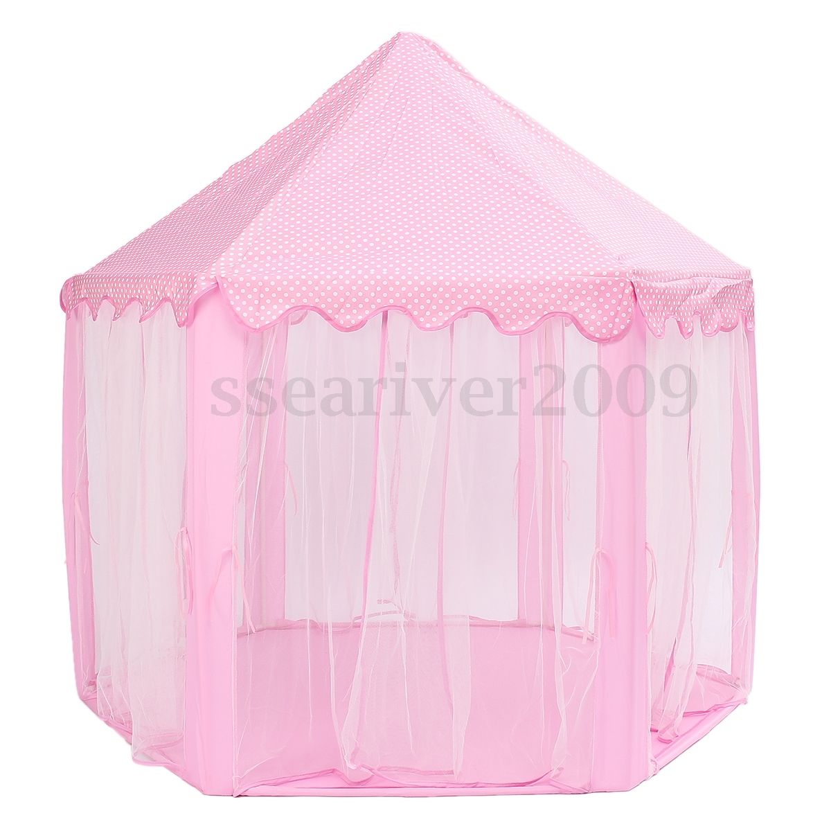 Dalosdream Large Girls Pink Princess Castle Playhouse Children Children Teepee Tent For Kids-in Toy Tents from Toys u0026 Hobbies on Aliexpress.com | Alibaba ...  sc 1 st  AliExpress.com & Dalosdream Large Girls Pink Princess Castle Playhouse Children ...