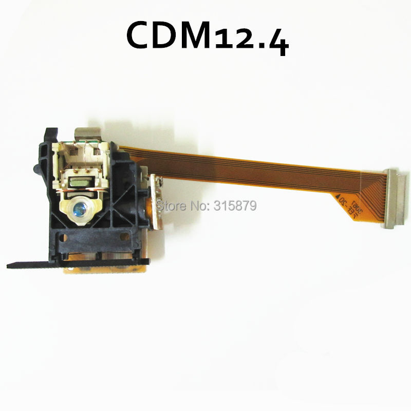 5 pieces lot Brand New CDM12 4 CDM 12 4 CD Optical Pickup Replacement