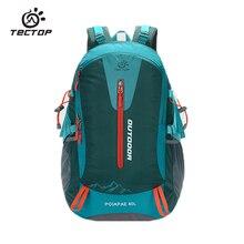 TECTOP Unisex 40L SBS zipper outdoor bags,unisex sport waterproof bags PJ6414
