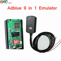 10PCS Lot DHL Free Newest Adblue 9 In 1 Adblue Emulation 9 In1 NOT ANY SOFTWARE