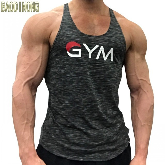 8839eb6d5ded9 Men Tank Top Army Camo Camouflage Mens Bodybuilding Stringers Tank Tops  Singlet Brand Clothing Fitness Sleeveless Shirt Workout