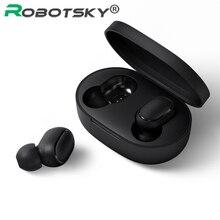 A6S беспроводные наушники спортивные наушники Bluetooth 5,0 TWS наушники с шумоподавлением микрофон для iPhone huawei samsung Xiaomi Redmi