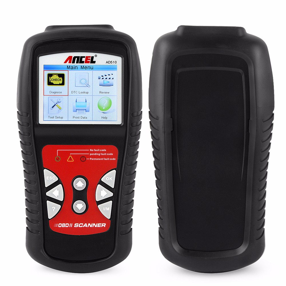 auto diagnostic scanner ad510-13