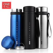 Isolierflasche 900 ml Thermische Tasse Wärme Wasser Tee Reisebecher Thermoskanne Kaffeetassen Isolierte Edelstahlvakuumflasche Thermos