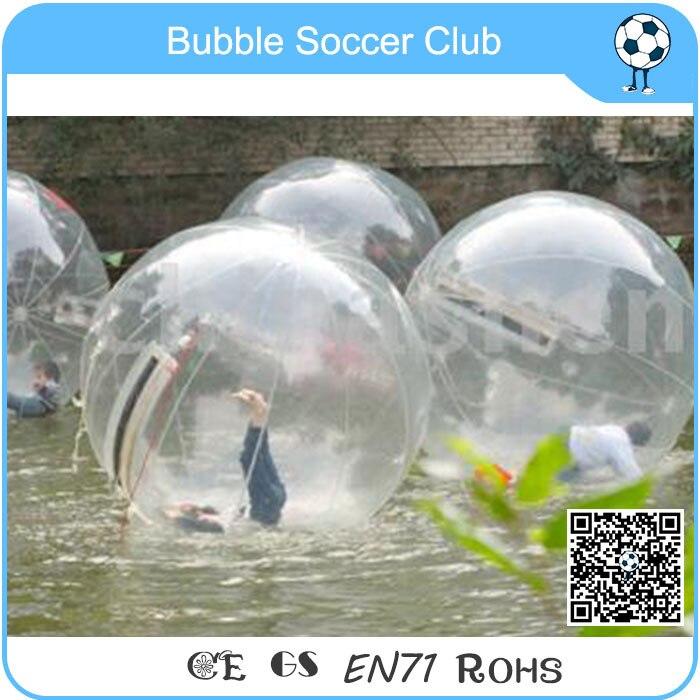 Boule gonflable passionnante de hamster, boule gonflable chaude de marche de l'eau, boules d'eau avec la piscine