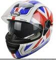 Wholesale motorcycle helmet racing full face helmet men motociclistas capacete DOT nkmk