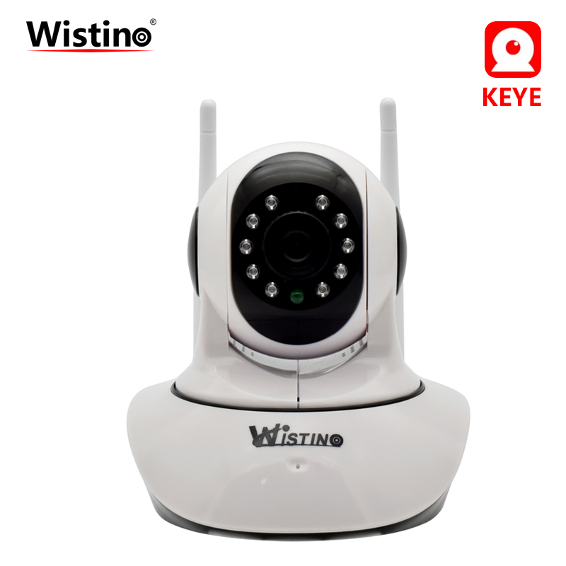 Wistino 1080P CCTV Wifi PTZ Baby Monitor Surveillance System IP Camera 720P Smart Home Security Camera Night Vision KEYE