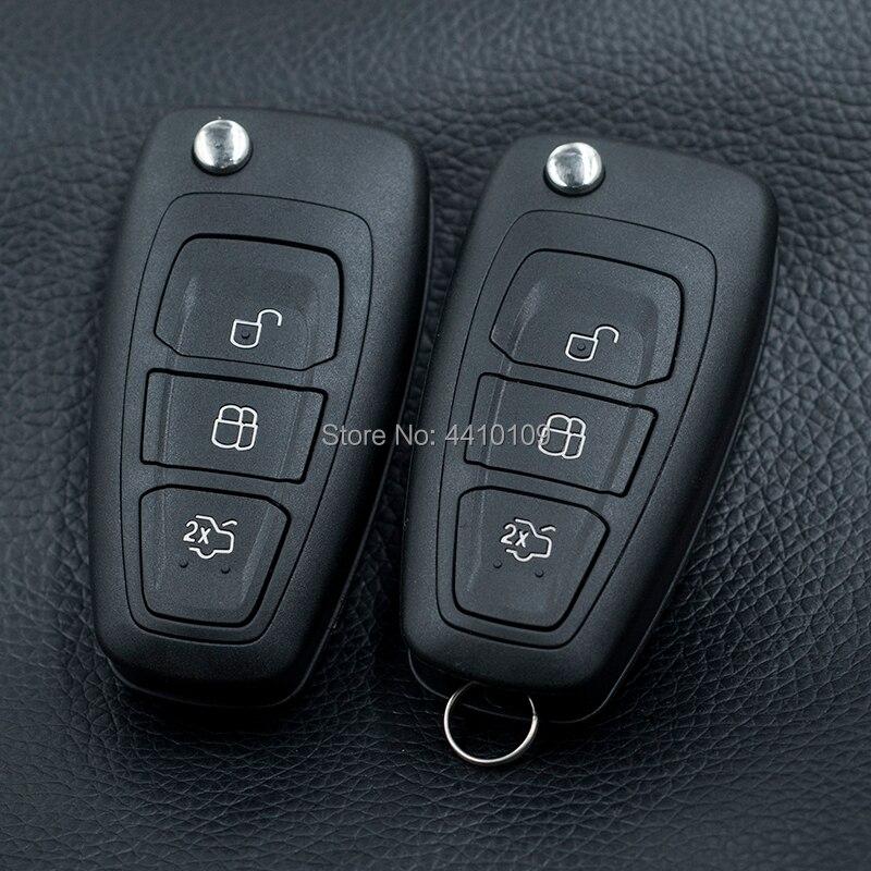 Nuevo diseño de carcasa transformación clave adecuado para ford focus s Max fiesta fresado