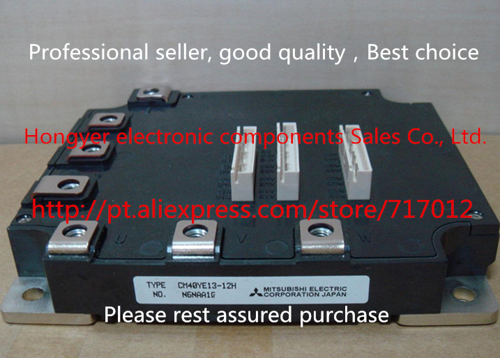 Free Shipping CM40YE13-12H No New IGBT Module:40A-600V, Can directly buy or contact the seller