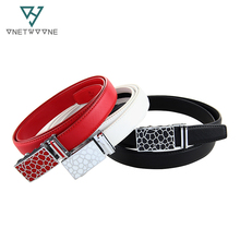 Brand Designer Genuine Leather Woman Belts New Fashion Luxury G Buckle Cow Belts For Female Girls Black Red White Color Strap  все цены