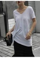Owen seak Women T Shirt 100%Cotton Gothic Style Women's Clothing Tops Tees Summer Women Tees Black T Shirt Size XL