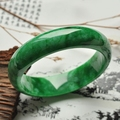 Drop Ship High Quality Jade Bangle Jade Bracelet Women's Jewelry Grade A Pure Natural Jade Bangle Bracelet  Bangles For women