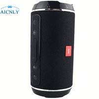 2018 New Best 10w Column Bluetooth 4.2 Speakers Wireless Portable Outdoor Blutooth Speaker Stereo Boombox Bass Mini Spearkers