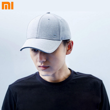 3Colors  Xiaomi Baseball Cap Unisex Common Design Sweat Absorption Reflective Snapback Hip Hop For Boys And Women