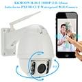 KKmoon Wireless IP Camera HD 1080P PTZ 2.8-12mm Auto-focus 4Xzoom IR-CUT 2MP Waterproof Outdoor ONVIF Security Surveillance CAM
